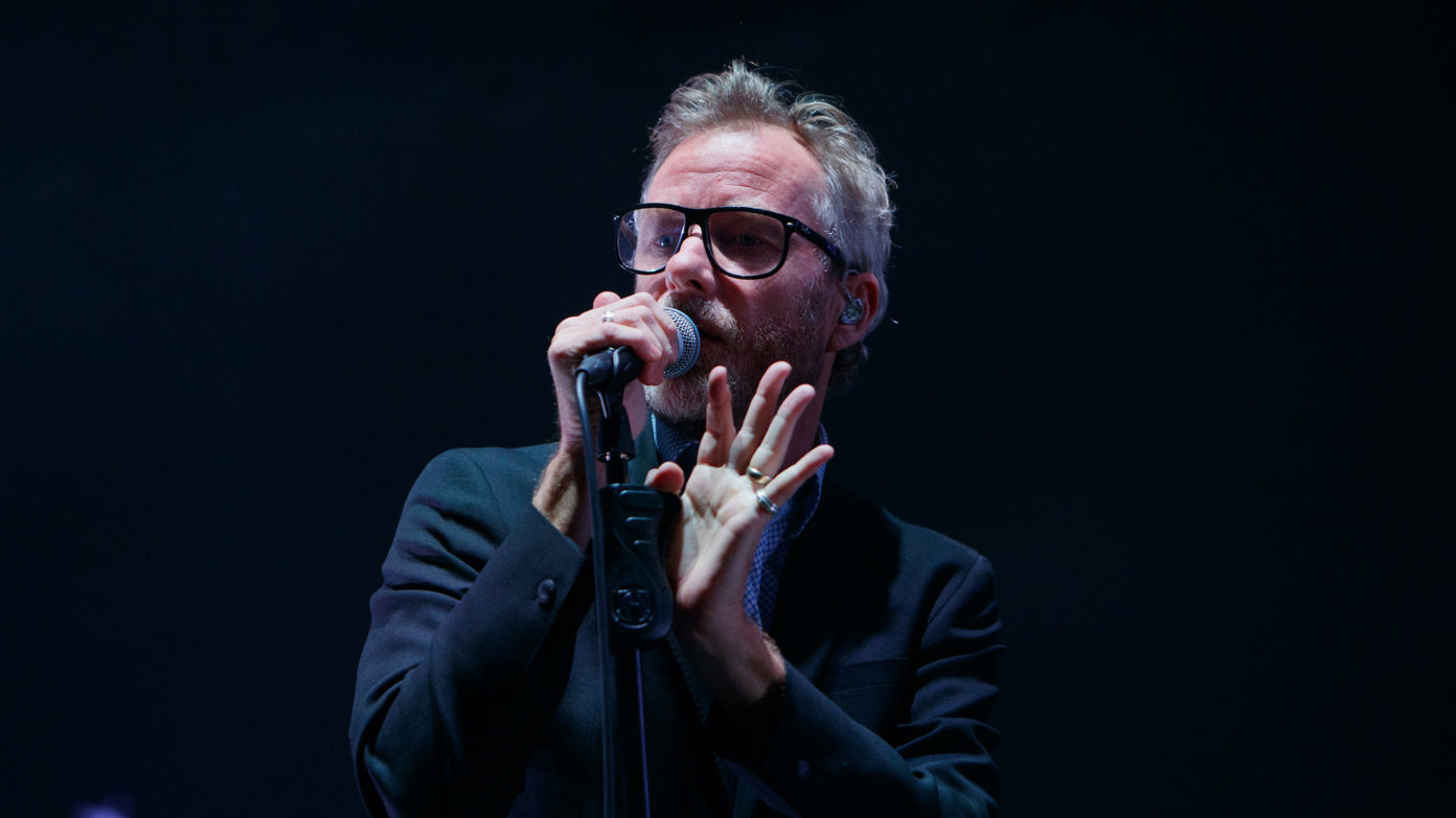 The National's Matt Berninger signs record deal for debut solo album Serpentine Prison